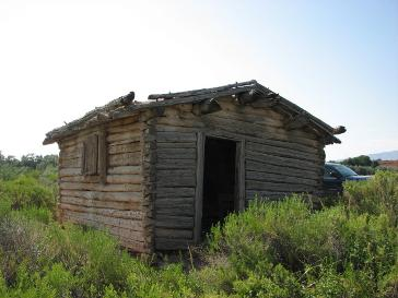 Old Sykes Cabin